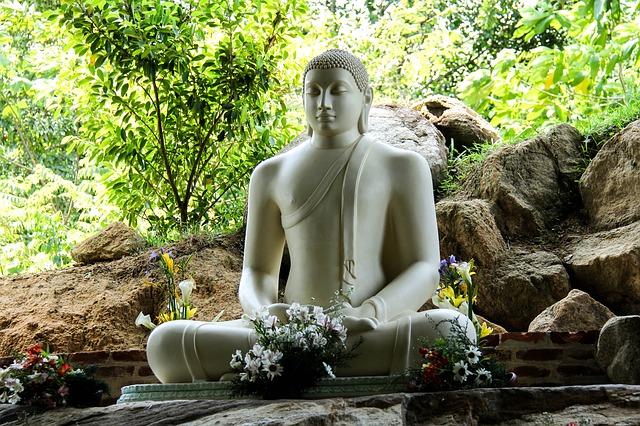 buddha na srí lance